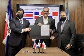 Presidentes de Panamá, Costa Rica y R. Dominicana reforzarán alianza