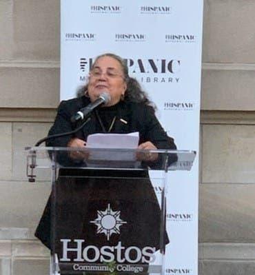 Reconocen dominicana preside Universidad Hostos