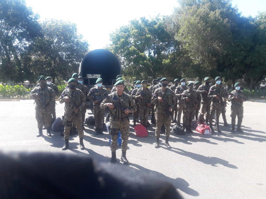 Refuerzan seguridad en frontera por Dajabón