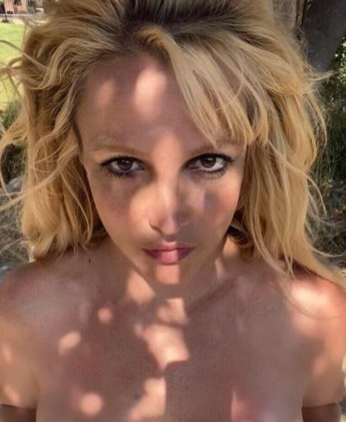 Britney Spears enciende Instagram con sus desnudos