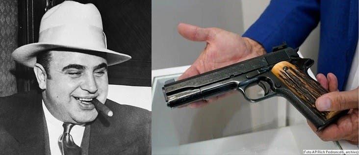 Subastan propiedades Al Capone en EUA