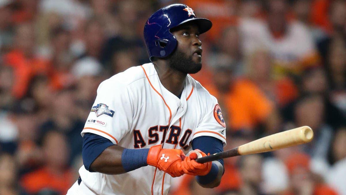 Grandes aportes  de latinos en el título de los Astros