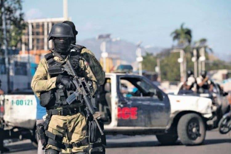 Un policía haitiano muere en enfrentamiento con bandas armadas