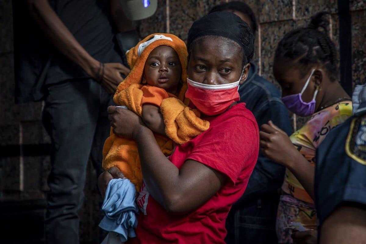 Unicef alerta del incremento de secuestros de mujeres y niños en Haití