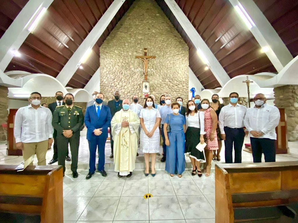 Embajada Dominicana en Jamaica celebra Misa de las Mercedes