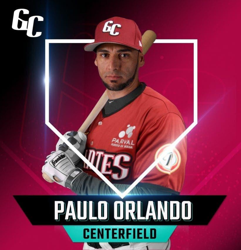 Gigantes firman al jardinero Paulo Orlando y al lanzador Cody Mincey