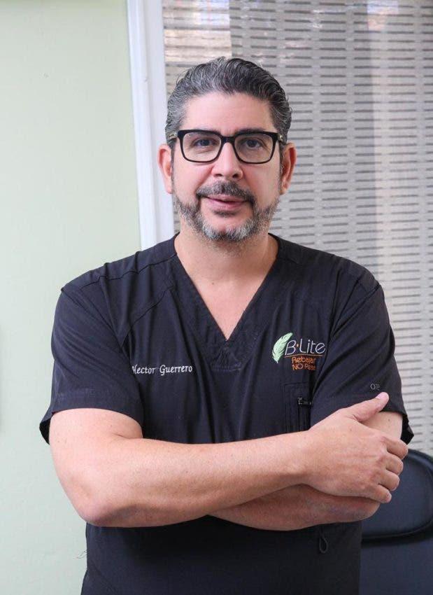 Recetario Dr. Héctor Guerrero Heredia arranca por Alofoke FM