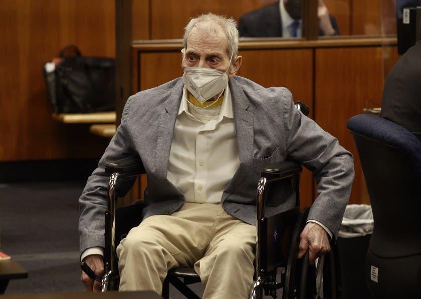 EEUU: Empresario condenado por asesinato tiene COVID-19