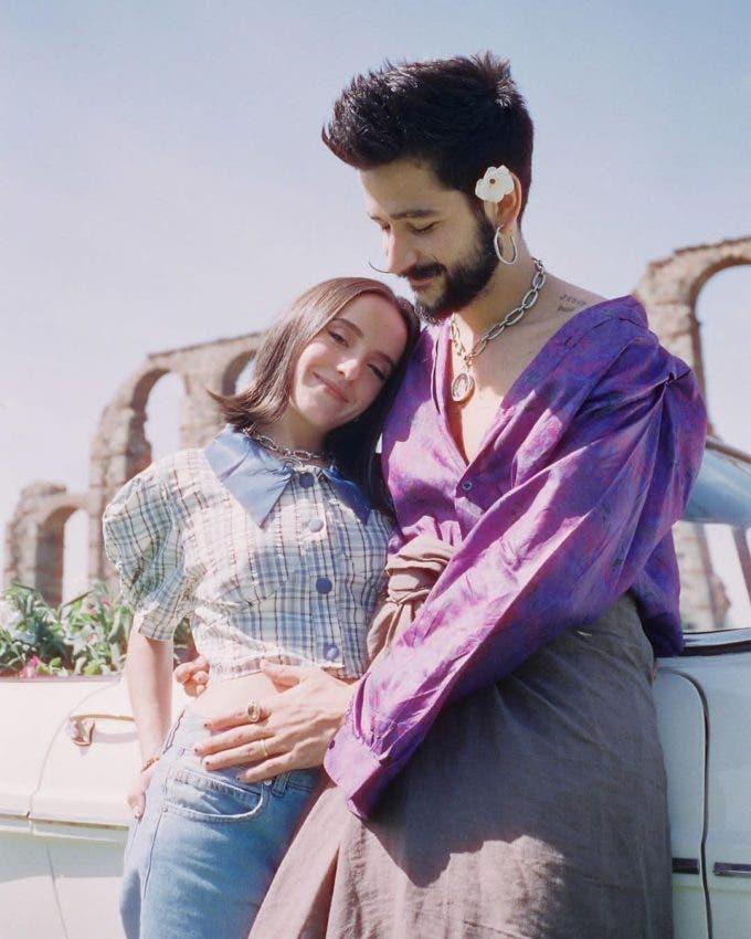 Camilo y Evaluna esperan a su primer bebé