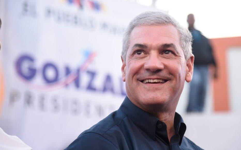 """""""Yo no estoy en eso"""", dice Gonzalo Castillo sobre candidatura presidencial 2024"""