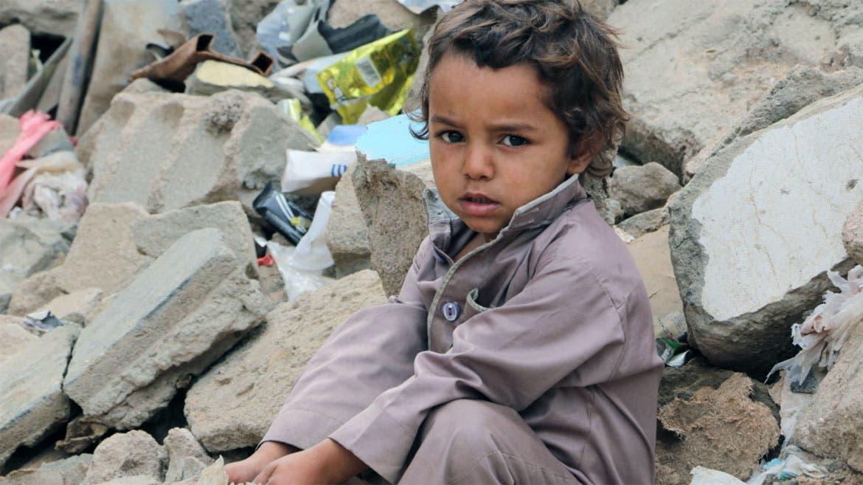 10.000 niños en Yemen han muerto o sufrido amputaciones por la guerra