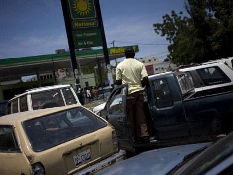 Puerto Príncipe, patrimonio del peatón debido a la carestía de combustible