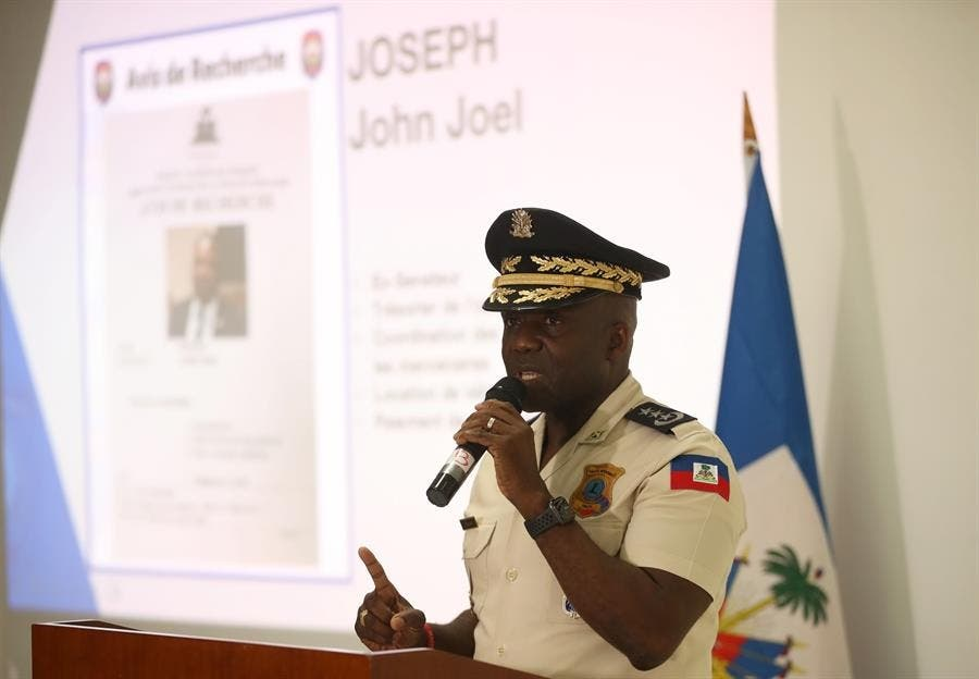 Dimite el director de la Policía Haití tras el secuestro de los misioneros