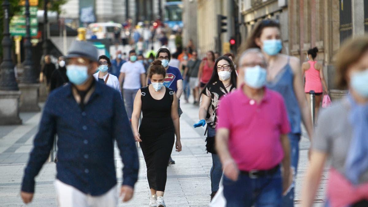 La mascarilla en espacios públicos deja de ser obligatoria en Buenos Aires