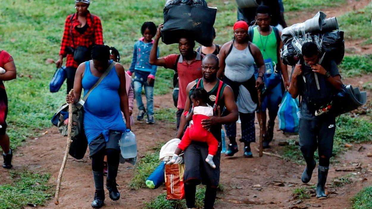 EEUU expulsa en 13 días al triple de haitianos que en los últimos 7 meses