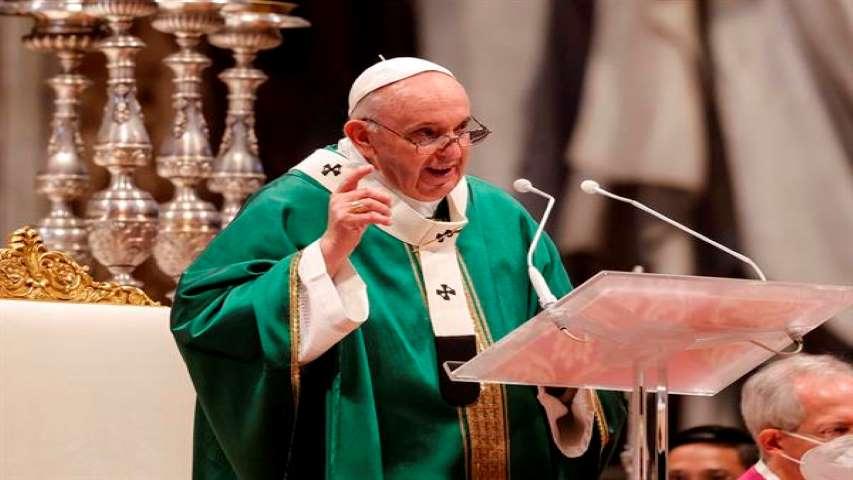 El papa pide no dejar solos ni discriminar a enfermos mentales