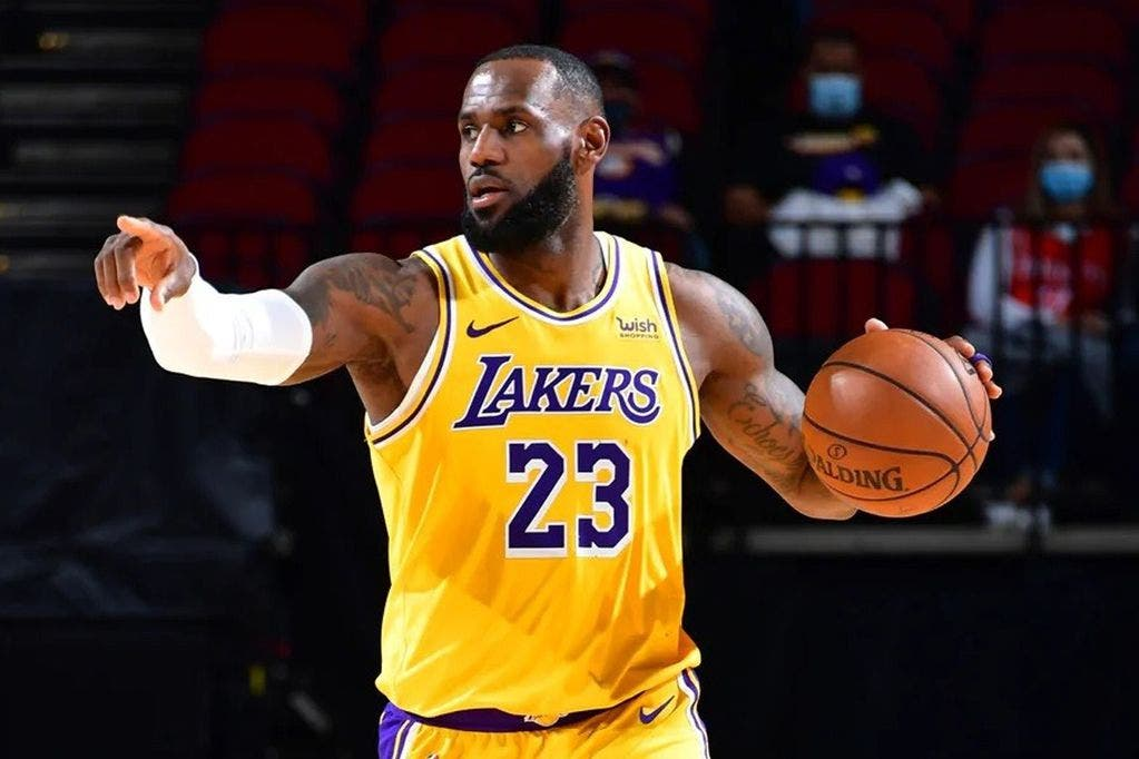 LeBron:  jugador mejor pagado de la NBA