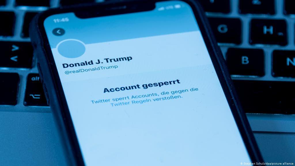 Varios troles irrumpen en versiones de prueba  red social de Trump