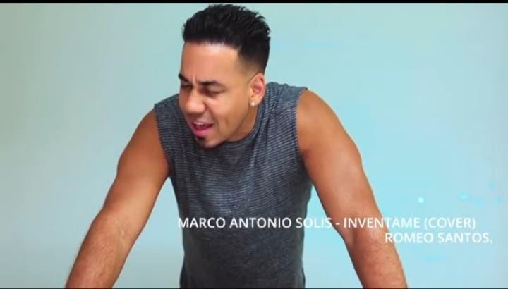 Romeo Santos deleita en las redes interpretando «Inventame» de Marco Antonio Solís