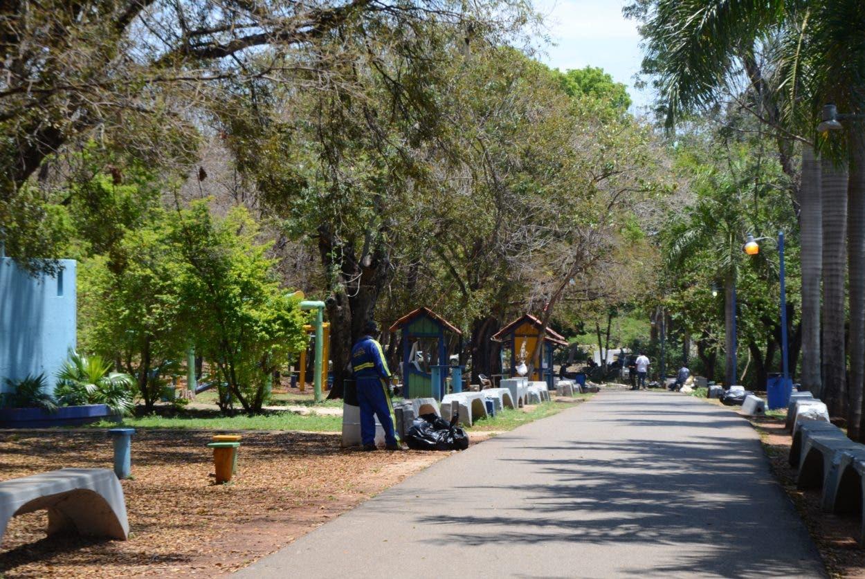 Parque Mirador Sur pulmón y centro de recreación DN