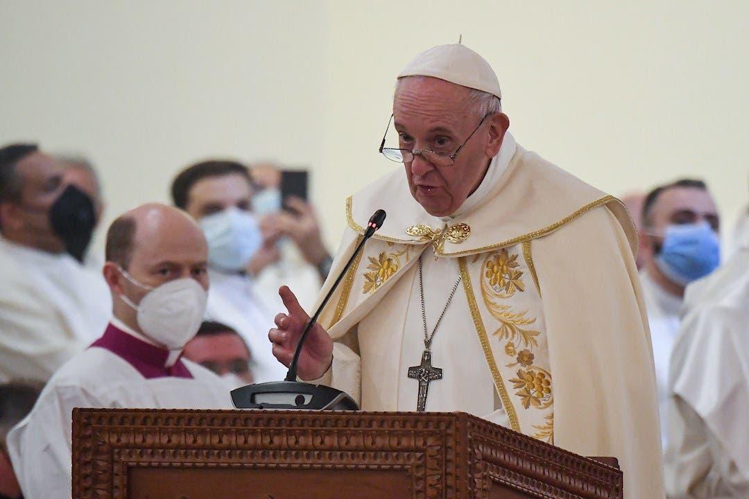 """El Papa pide a la Cumbre Iberoamericana una """"vacunación extensiva»"""